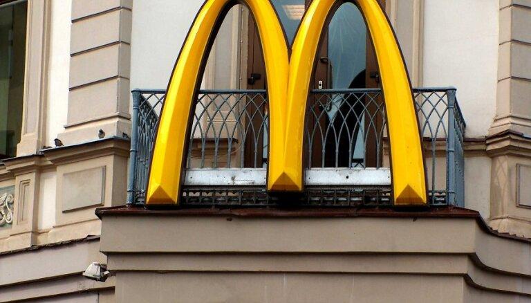 Nākamo trīs gadu laikā 'McDonald's' attīstībā Latvijā investēs ap pieciem miljoniem eiro