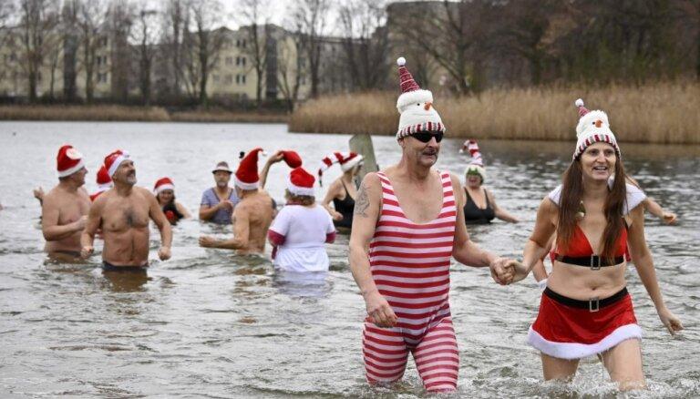 Католики, протестанты и лютеране отмечают Рождество Христово