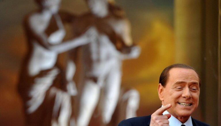 Берлускони: Италия покинет еврозону