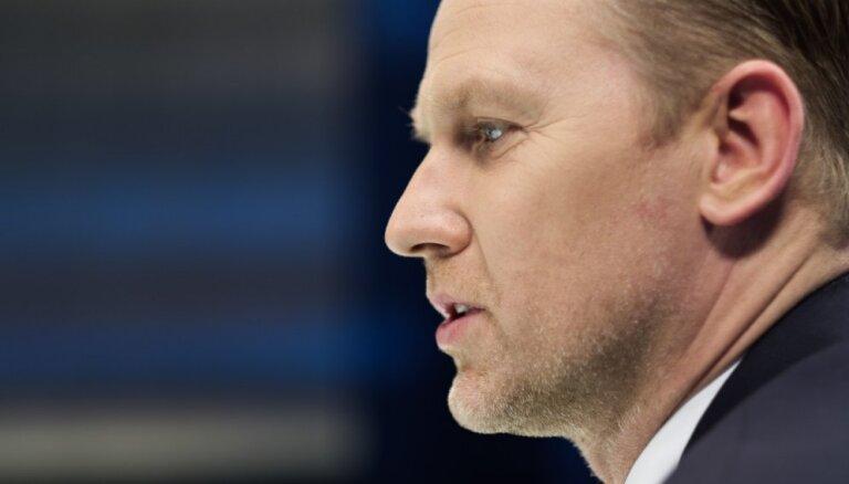 Gobzems aicinās 'KPV LV' balsot pret 'Jaunās Vienotības' veidotu valdību