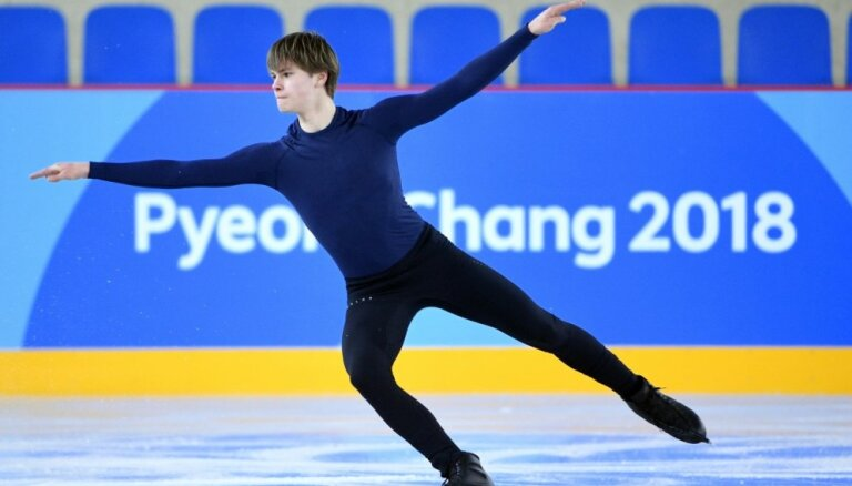 Фигурист Васильев: на Олимпиаде четвертных прыгать не буду, главное — чистота проката