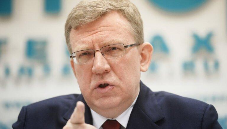 Кудрин назвал три главных системных риска в России