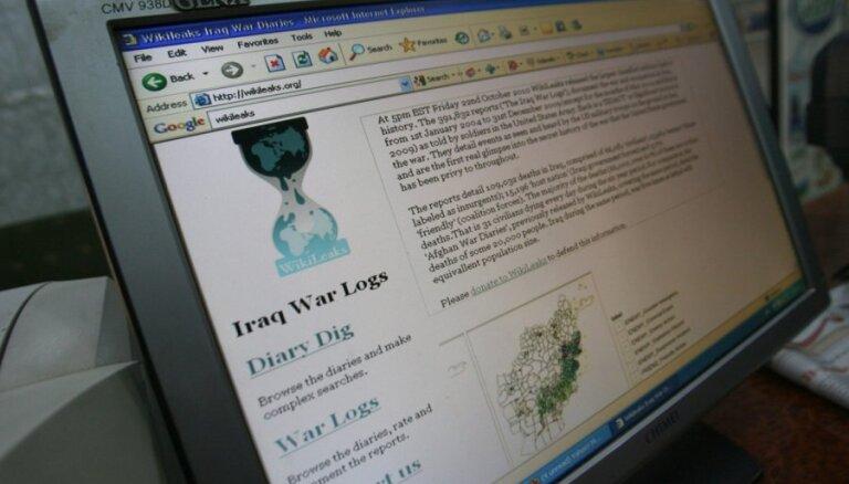 Информатора Wikileaks ищут среди сотрудников ЦРУ