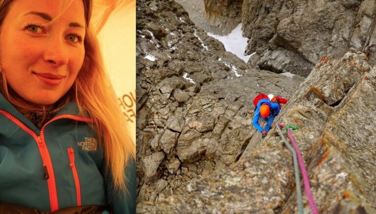 Vasaras ceļojuma stāsts: šaušalīga sevis pārvarēšana apledojušos kalnos Kirgizstānā