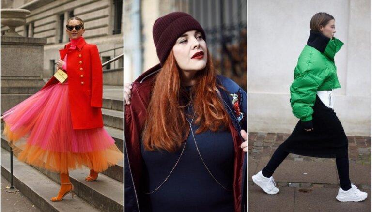 Decembra modes salikumi: 31 tērpu ideja īstenām stila pavēlniecēm