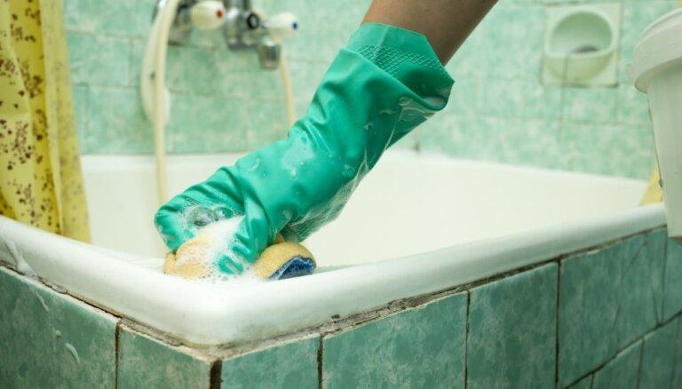 5 гарантированных способов отмыть даже очень грязную ванную