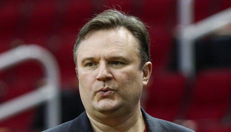 Politisks saspīlējums NBA – viens 'tvīts' sagandē 'Rockets' un Ķīnas attiecības
