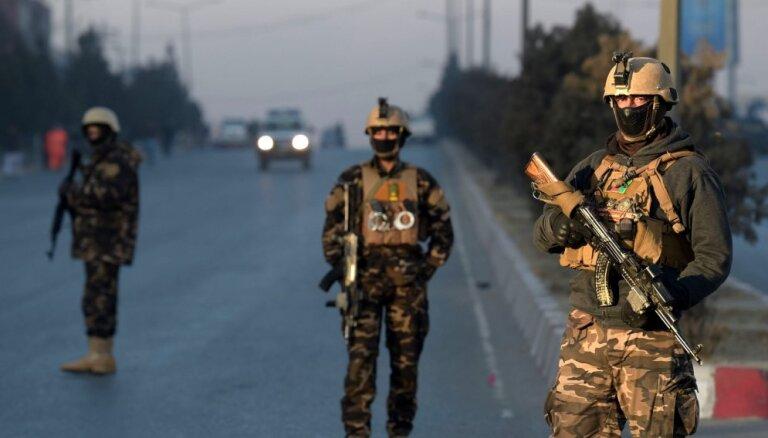 Afganistānā civilo upuru skaits sasniedzis līdz šim augstāko līmeni