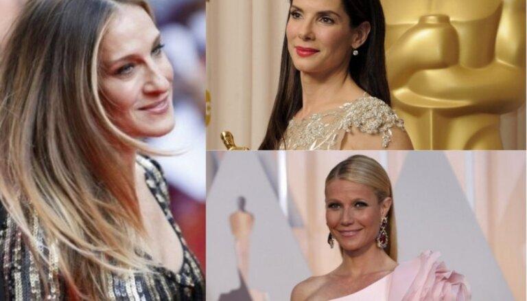 Pieci stāsti par aktrisēm, kas spējušas apvienot spožu karjeru ar mātes lomu