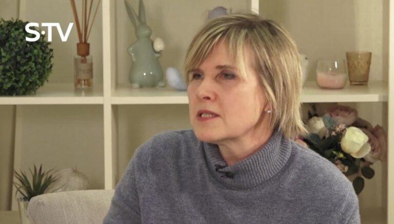 Diāna Zande par šķiršanos: šajā procesā nav uzvarētāju