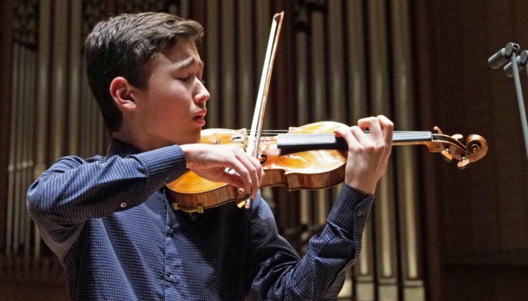 В Большой гильдии выступит скрипач-виртуоз Даниэль Лозакович