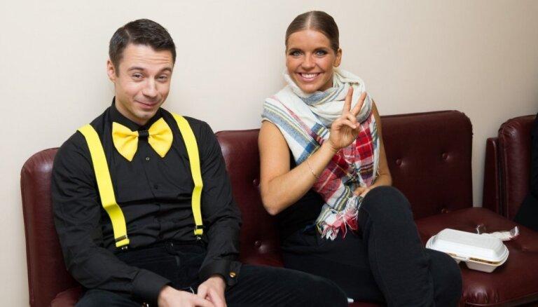 Iekāres dēļ apdraudēta Sokolova dalība deju šovā