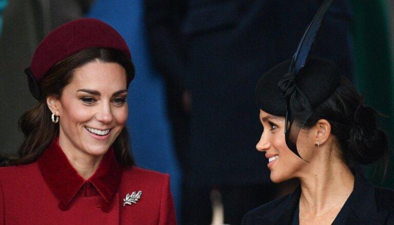Foto: Britu hercogienes svētkos apbur ar saskaņu un eleganci