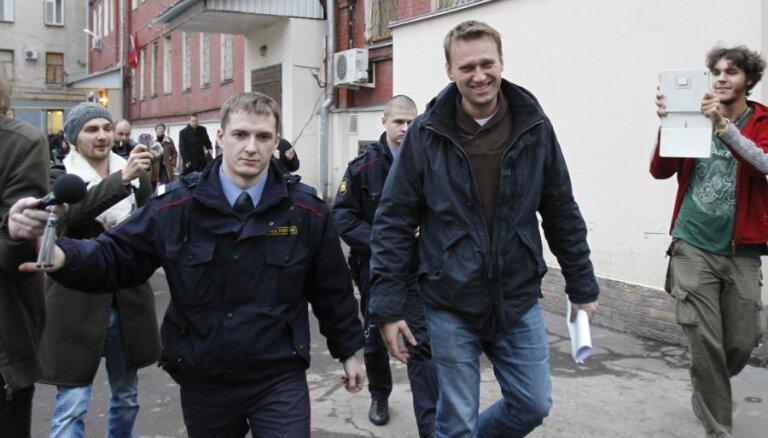 В Москве проходят обыски у Навального, Удальцова и Собчак