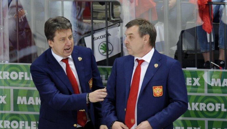 Витолиньш: если бы мне сказали, что останемся с Олегом без работы, не поверил бы