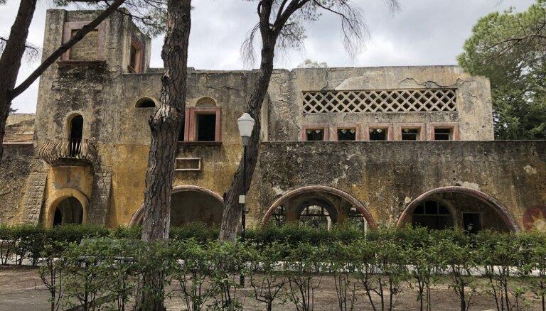 Nezināmā Roda: fašistu būvēts paraugciems Grieķijas salā