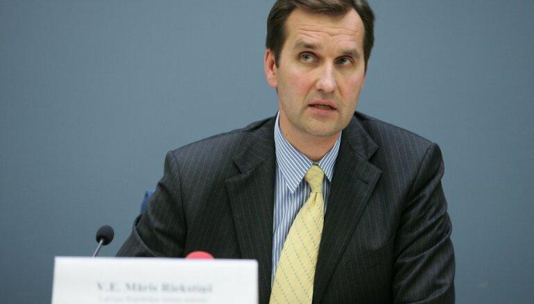 Jaunais Latvijas vēstnieks Krievijā būs Māris Riekstiņš