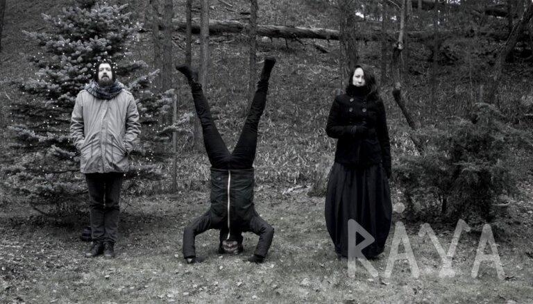 Noklausies! Grupa 'Rāva' ziemas saulgriežos dāvina dziesmu 'Saules meita'
