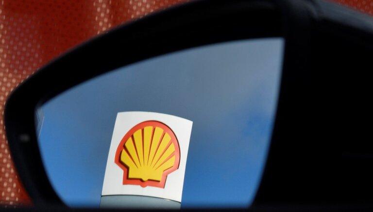 СМИ: В Риге без объяснения причин закрылись все автозаправки Shell
