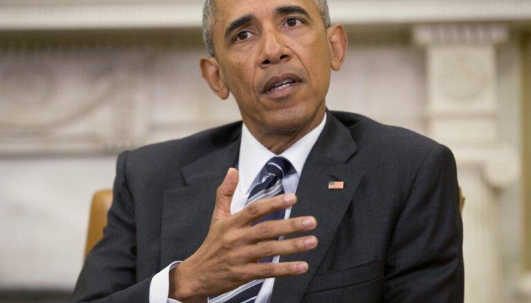 Обама: бороться с сексизмом — обязанность мужчин