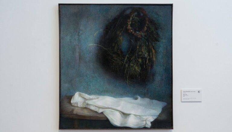Vienas gleznas stāsts. Līvija Endzelīna 'Mātes blūze'