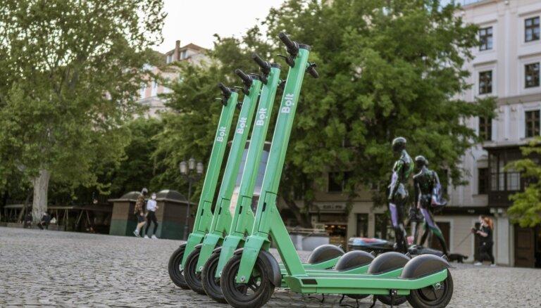 'Bolt' sezonu uzsāks ar jaunu elektriskā skrejriteņa modeli