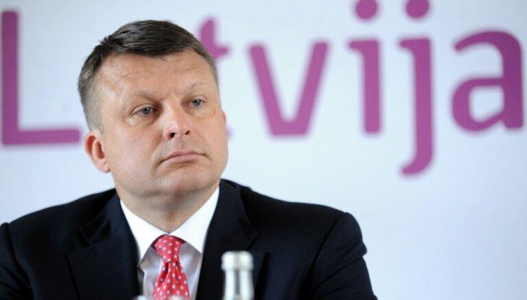 Šlesers atstājis partijas 'Vienoti Latvijai' vadību