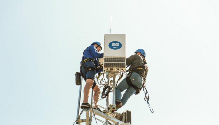 'Tele2' 5G tīklu palaiž komercrežīmā