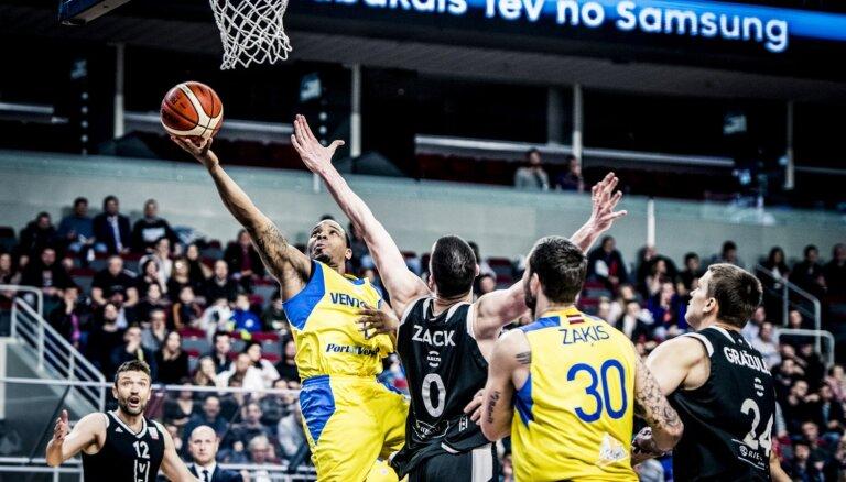'Ventspils' basketbolisti panāk izlīdzinājumu 'OlyBet' LBL finālsērijā