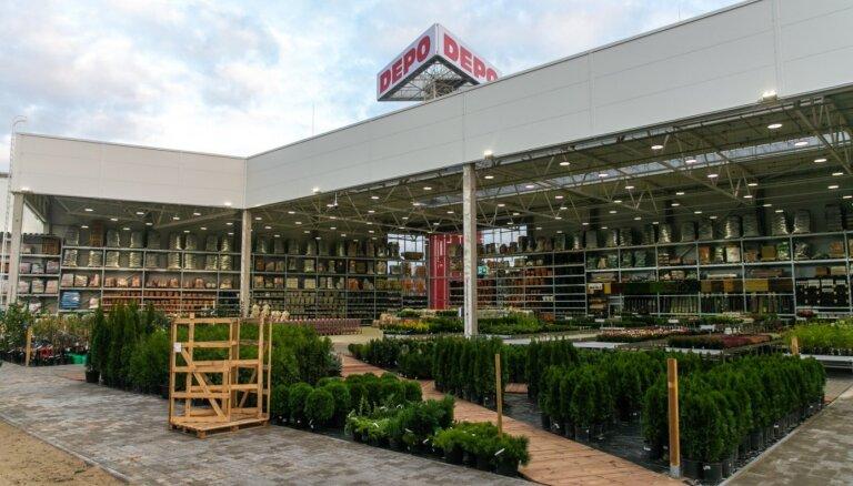 Tallinā atvērts pirmais 'Depo' veikals Igaunijā