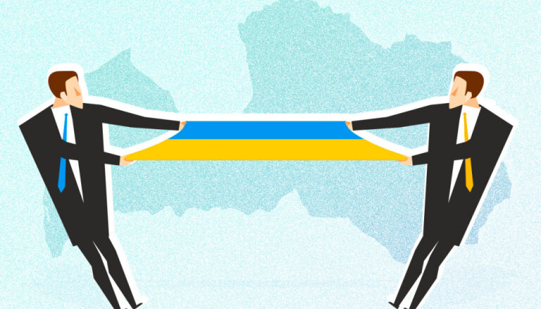 Сало и песни против политики? Пять лет с войной: истории украинцев, живущих в Латвии