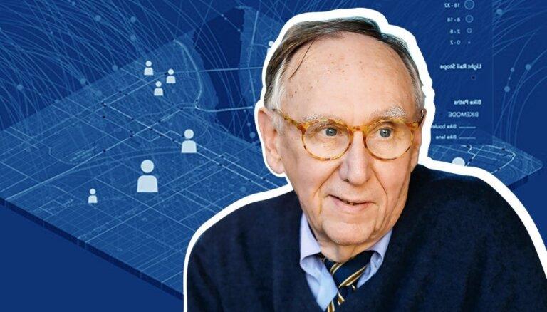 'ArcGIS' redz visu – 'Delfi' intervija ar miljardieri, kurš kontrolē lielu daļu pasaules karšu tirgus
