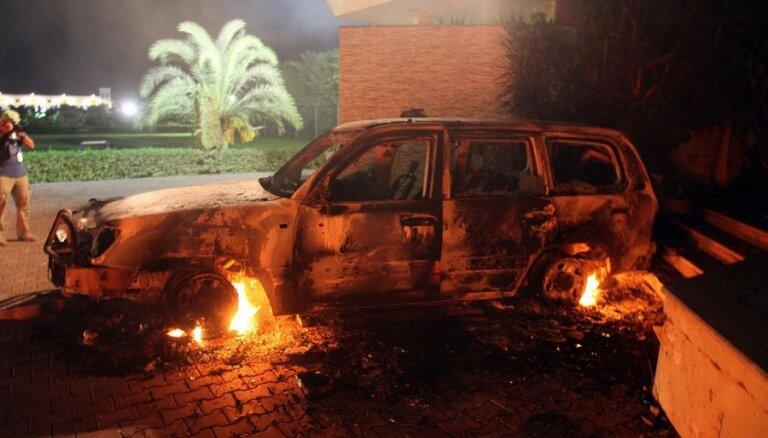 В Ливии из-за беспорядков объявлено чрезвычайное положение