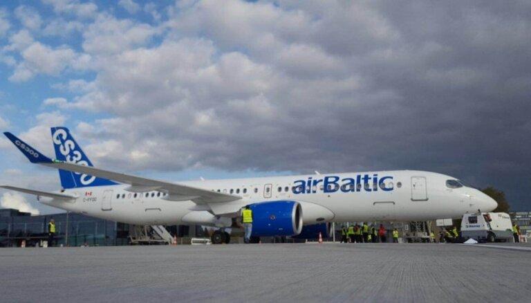 Газета: аirBaltic использует любой предлог, чтобы не платить компенсацию пассажирам