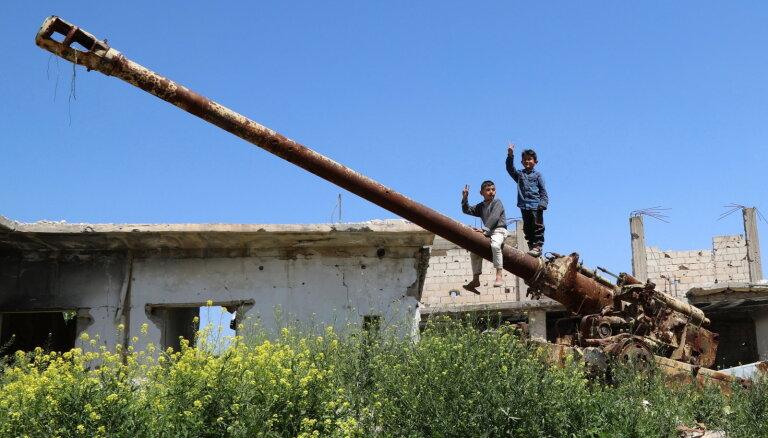 ASV neatbalstīs kurdu valsts izveidi Sīrijā, paziņo īpašais pārstāvis