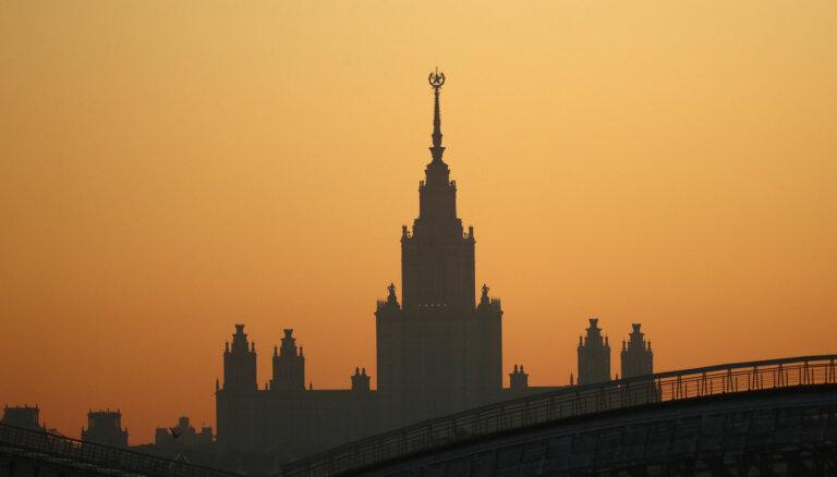 Krievija izraida septiņus Baltijas valstu un Slovākijas diplomātus