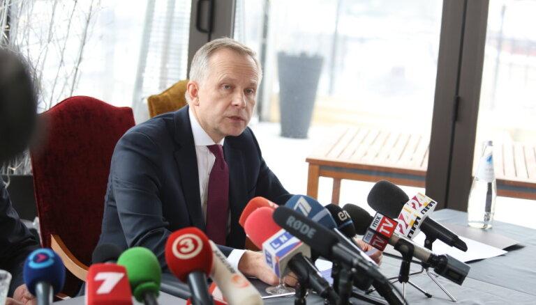 Римшевич подаст в Суд ЕС заявление в связи с запретом посещать заседания совета ЕЦБ