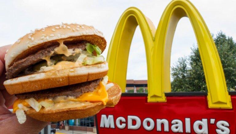 McDonald's начнет продавать бургеры с искусственным мясом