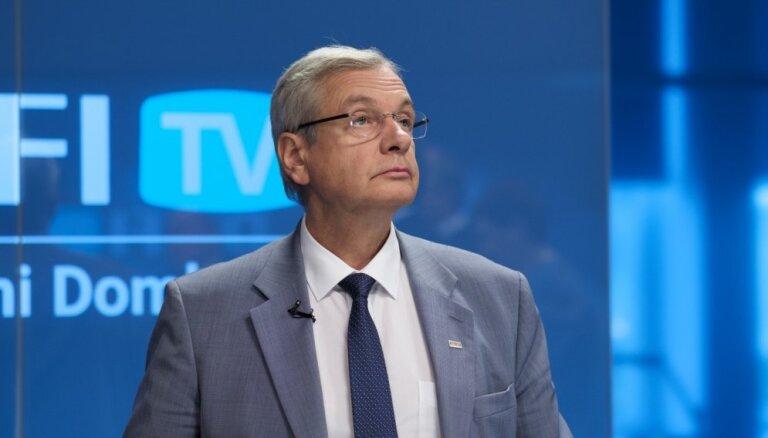 Šadurskis pamet izglītības ministra amatu un dodas uz Eiropas Parlamentu