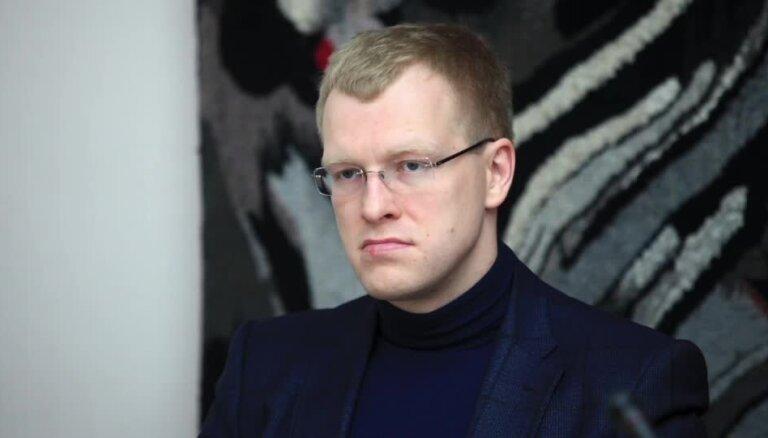 Элксниньш: Эйгимс в качестве мэра Даугавпилса недееспособен