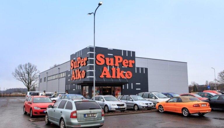Латвийские магазины, продающие алкоголь эстонцам, не жалуются на спад продаж