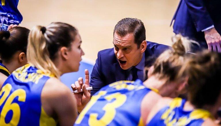 Gundars Vētra vadīs Latvijas sieviešu basketbola izlasi