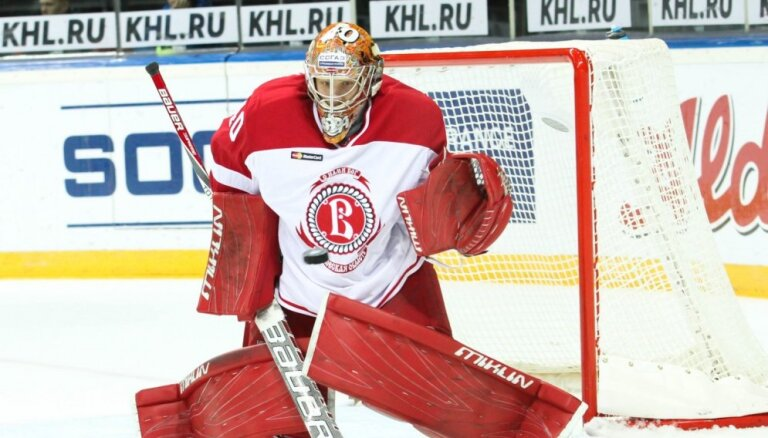 'Vitjazj' paliks KHL, apgalvo kluba vadība