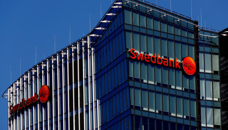 Zviedrijas Ekonomikas policija neuzsāks izmeklēšanu pret 'Swedbank'