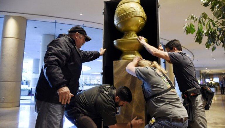 Kino industrijas ceļš uz 'Oskariem' turpinās. ASV pasniegs 'Zelta globusus'