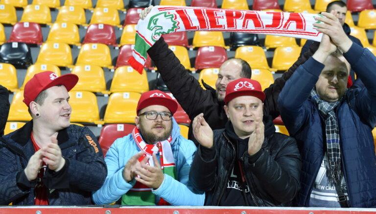 'Daugavpils' futbolisti aizraujošā cīņā pārspēj 'Liepāju'