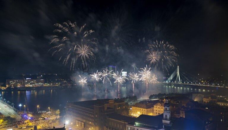 Desmit ideju Rīgas svētku baudīšanai un praktiska informācija