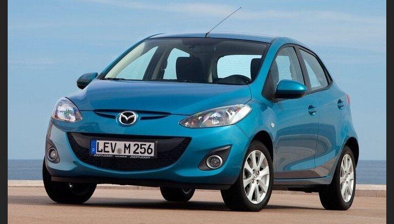 """Mazda бросила вызов гравитации на """"Стене смерти"""""""