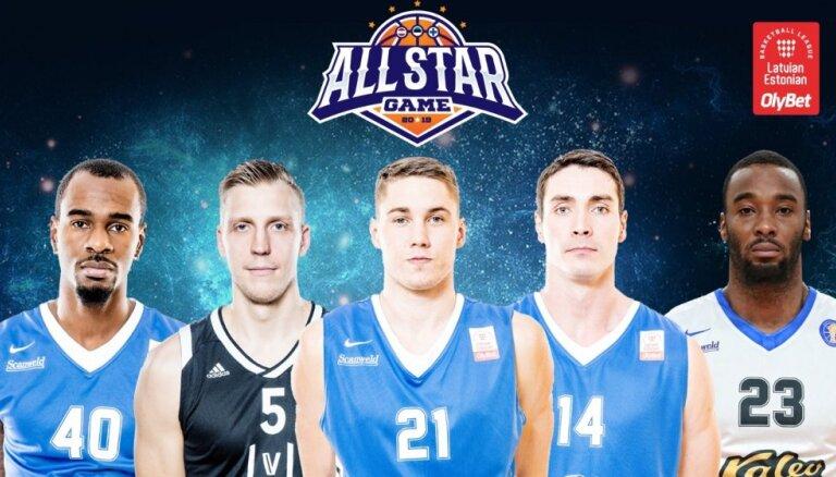 Latvijas, Igaunijas un Somijas basketbola zvaigznes tiekas Tartu