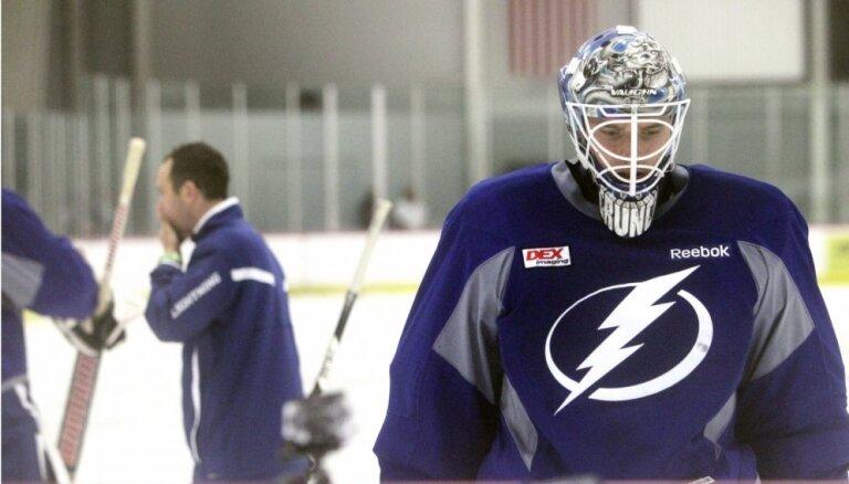 Gudļevskis nosūtīts atpakaļ uz AHL